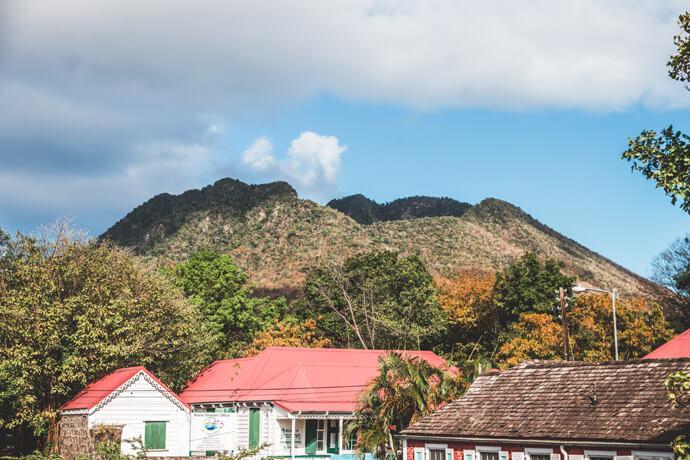 Vakantie Sint Eustatius