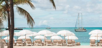 Mooiste stranden Sint-Maarten