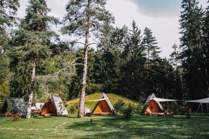 In de herfst naar Slovenië