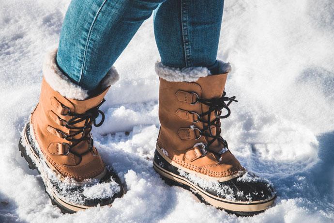 Review: Sorel Caribou Snowboots