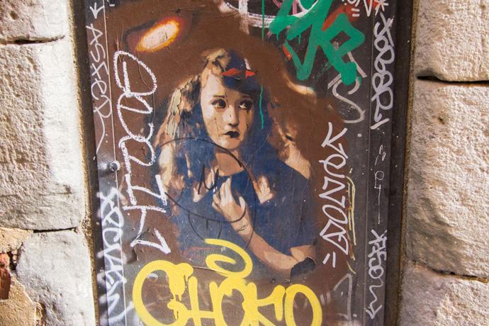 Barcelona Street Style Tour