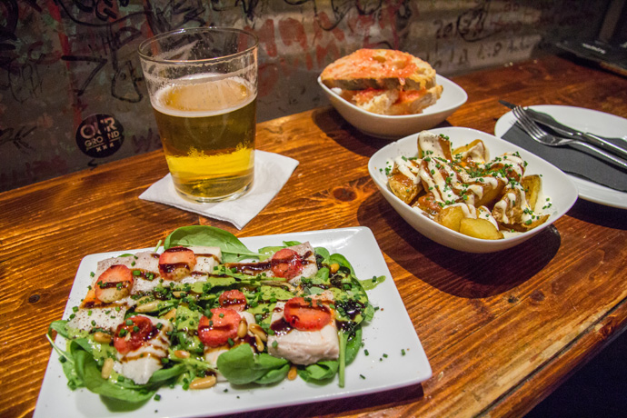 Citaten Eten En Drinken : Spanje eten en drinken bij de leukste restaurants in