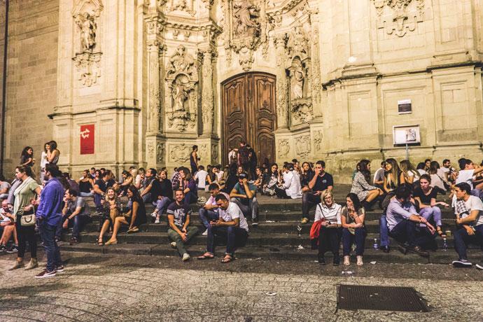 Vakantie San Sebastián