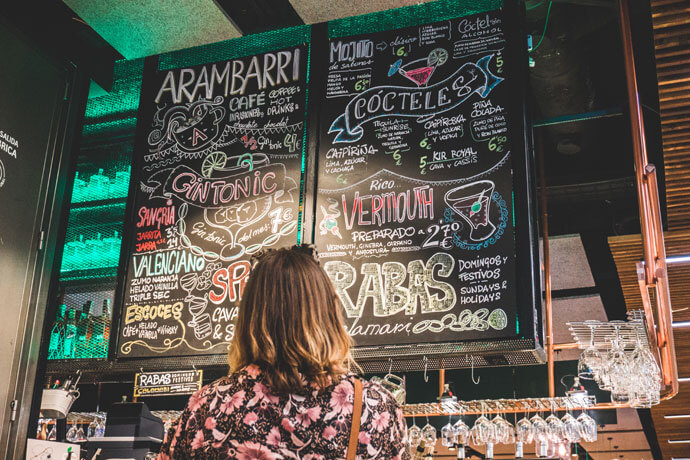 Lekker eten in Bilbao: restaurants, eettentjes en pintxos