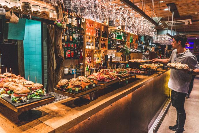 Leuke restaurants in San Sebastián