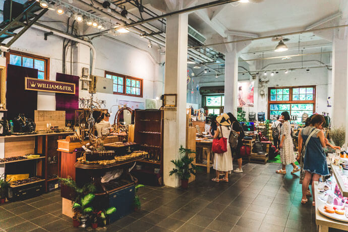 De leukste creative parks in Taipei
