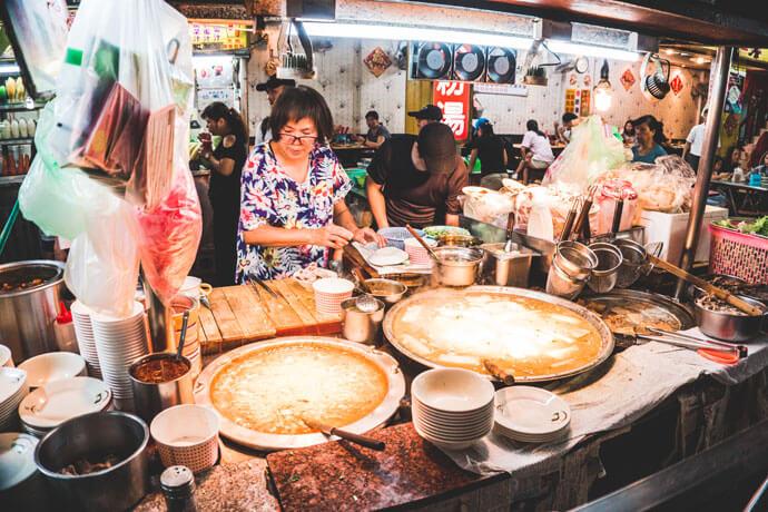 Lekker eten in Taiwan: Dit zijn de beste night markets in Taipei