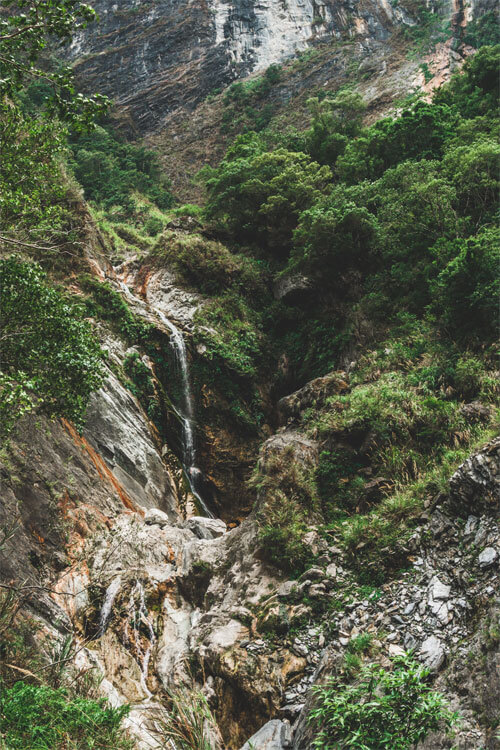 Taroko Gorge National Park in Taiwan