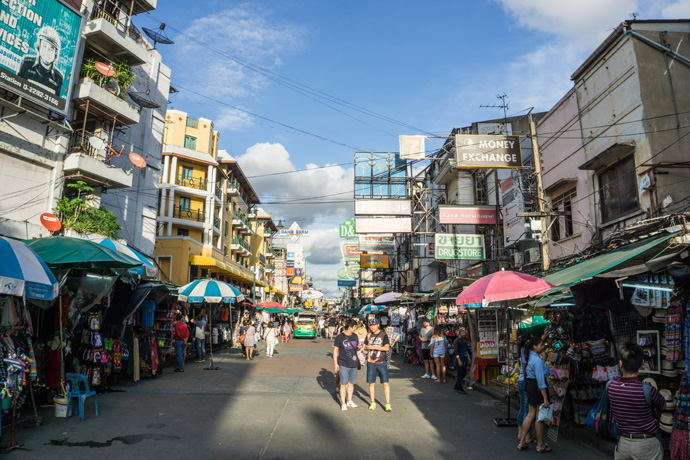 Backpacken Thailand: Bangkok