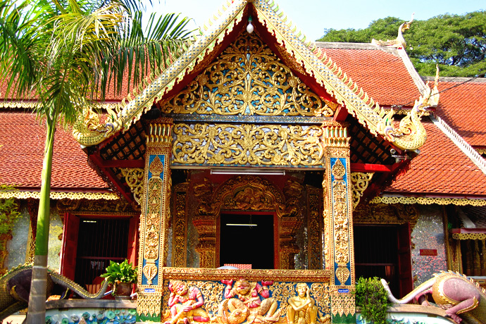 Backpacken Thailand: Chiang Mai