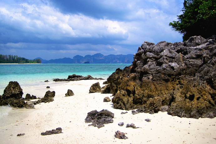 Backpacken Thailand: Ao Nang