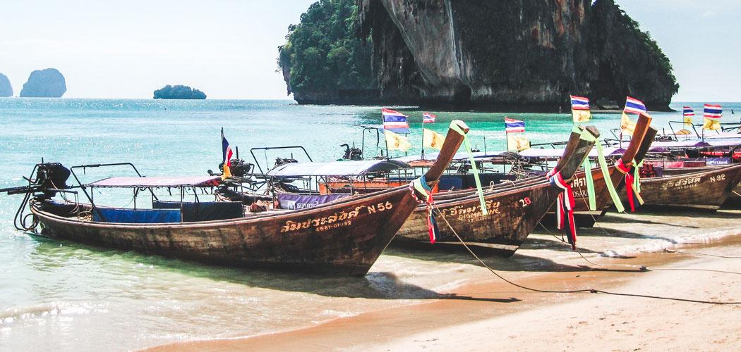 Backpacken in Thailand: de ideale route voor een rondreis