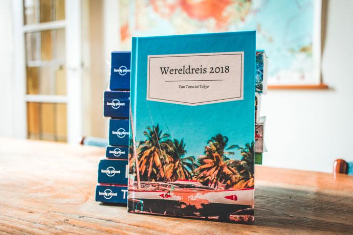 Travel Diaries reisdagboek bijhouden