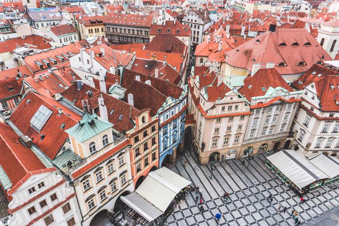 Tips voor een stedentrip Praag