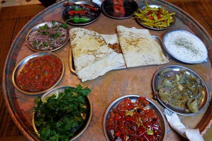 10 x restaurants in Istanbul