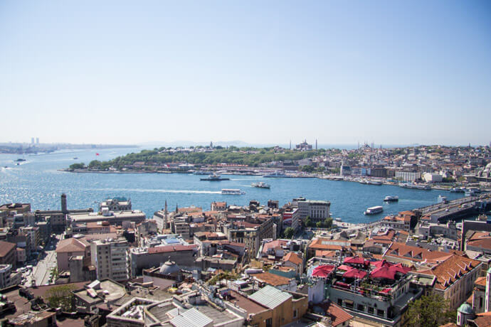 Tips voor een stedentrip Istanbul