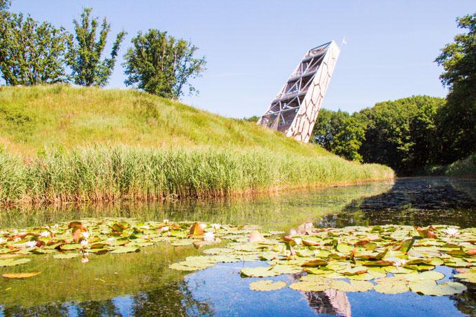 Uitkijktoren Pompejus, Bergen op Zoom