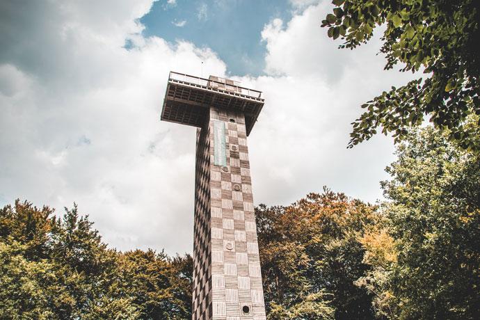 De mooiste uitkijktorens van Nederland