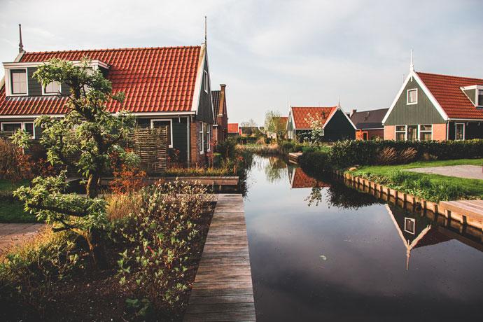 Vakantiehuisje in Nederland boeken