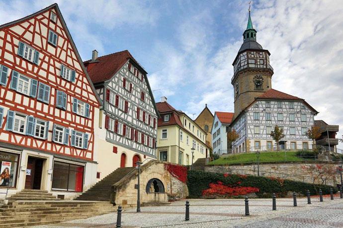 Backnang, Duitsland