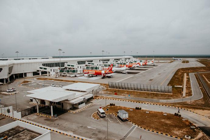 Vliegveld Kuala Lumpur