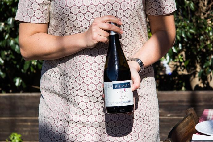 Wijnproeverij in Israel