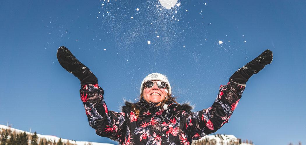 Zo blijf je warm tijdens wintersport