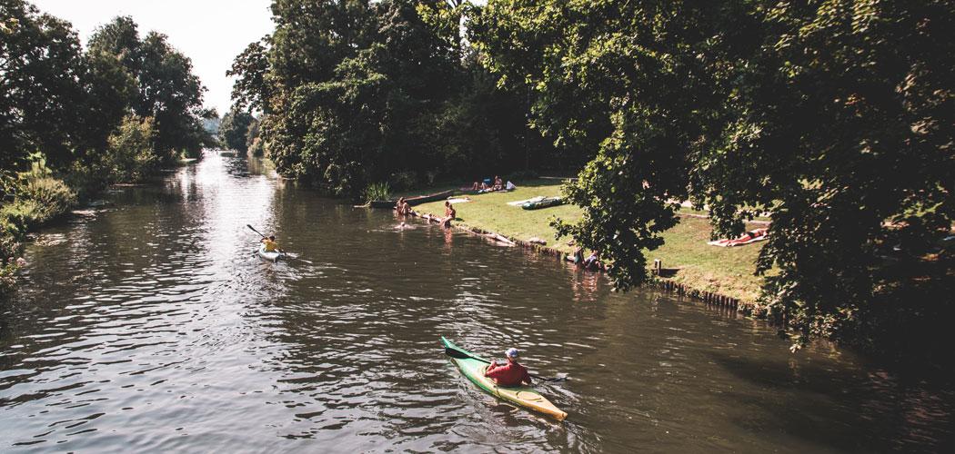 Tips voor een zomer in Nederland