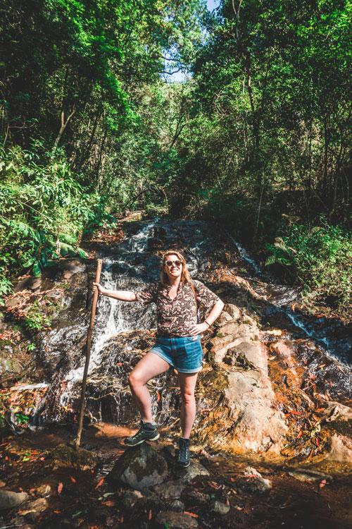 Magoebaskloof Zuid-Afrika