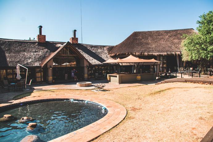 Pilanesberg National Park, Zuid-Afrika