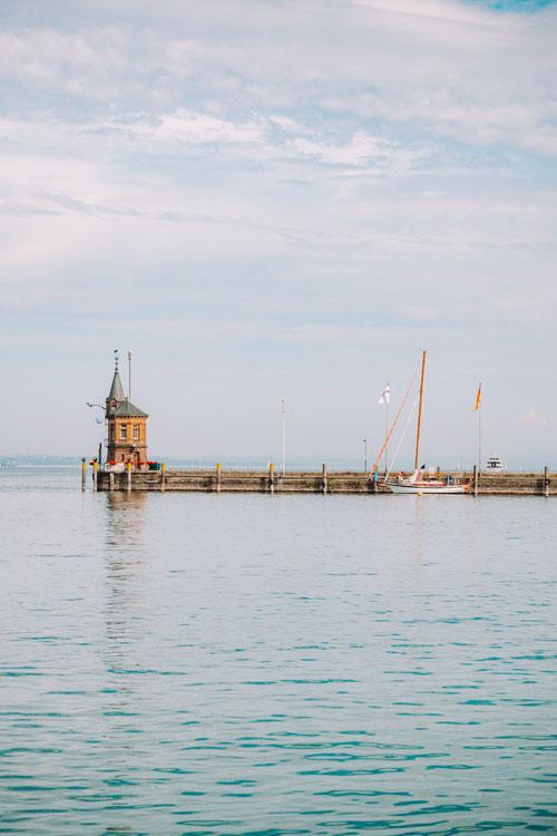 Konstanz, Bodensee, Zuid-Duitsland