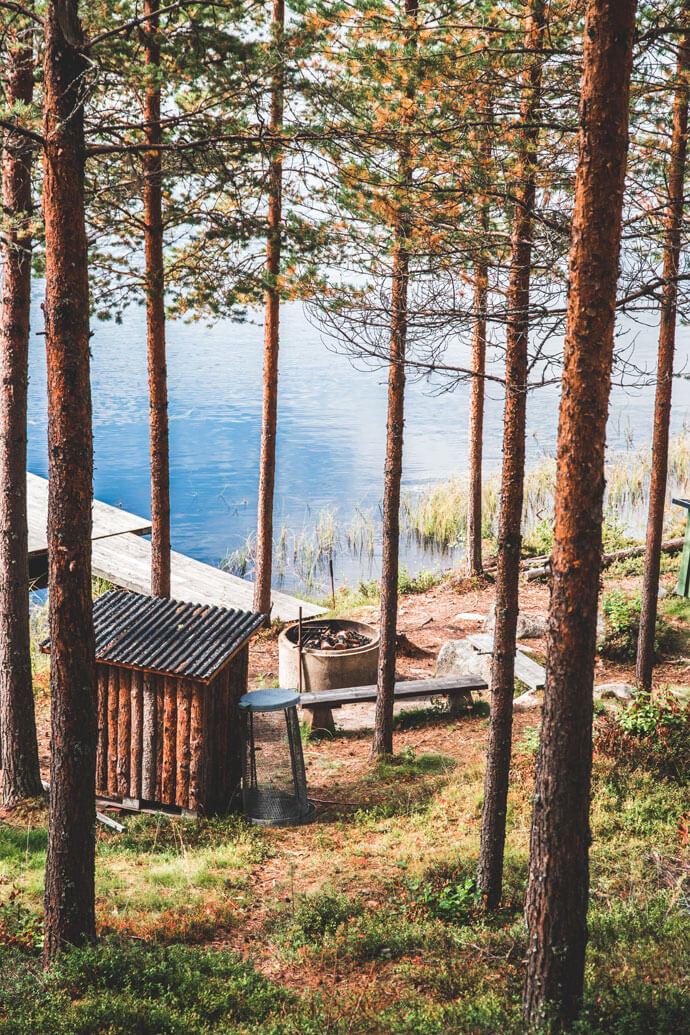 Charmant Vakantiehuis Zweden