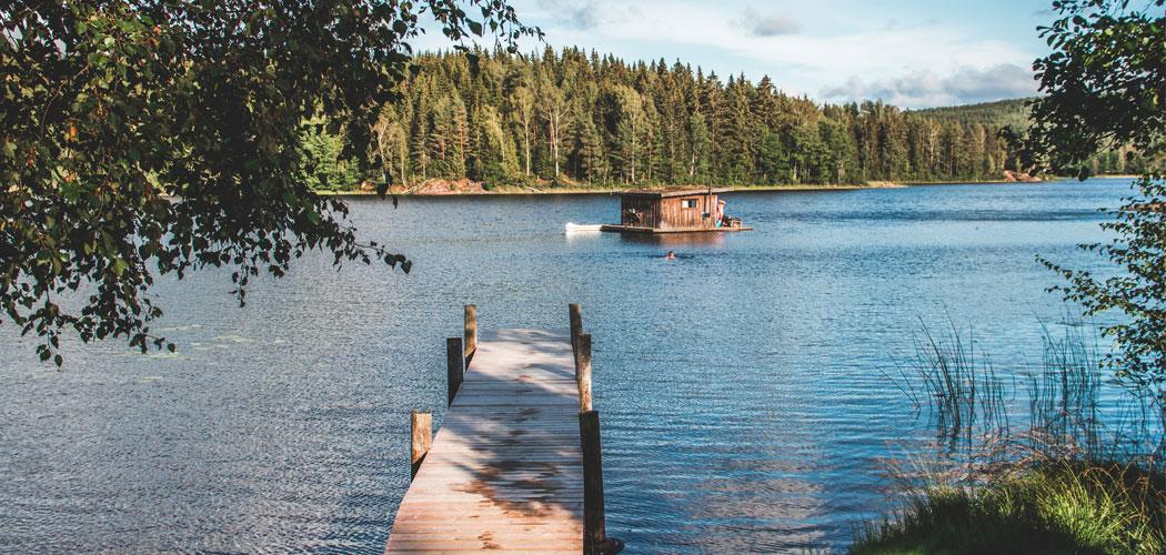 Vakantie in Värmland, Zweden