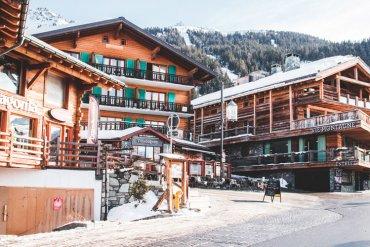 Wintersport in Verbier
