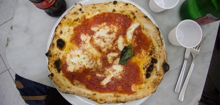 Pizzeria Da Michele in Napels