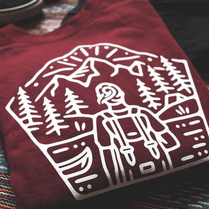Expeditie Aardbol Sweater